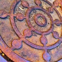 Ornate Rust by Elena Bouvier